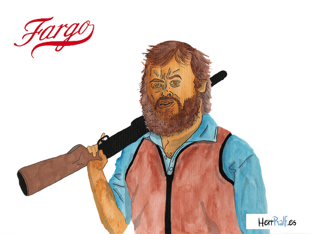 Fargo illustrated. Bear Gerhardt.