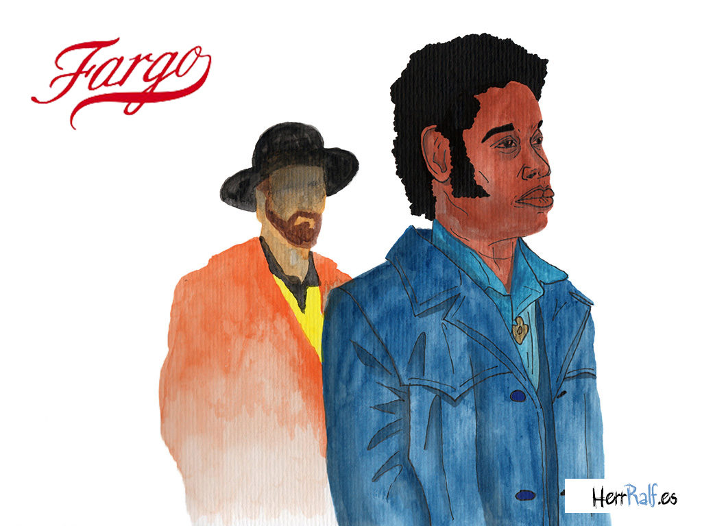 Fargo illustrated. Characters.