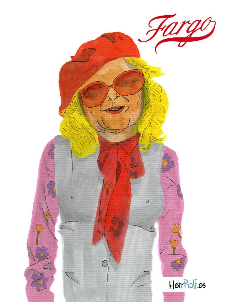 Fargo illustrated. Peggy Blomquist.