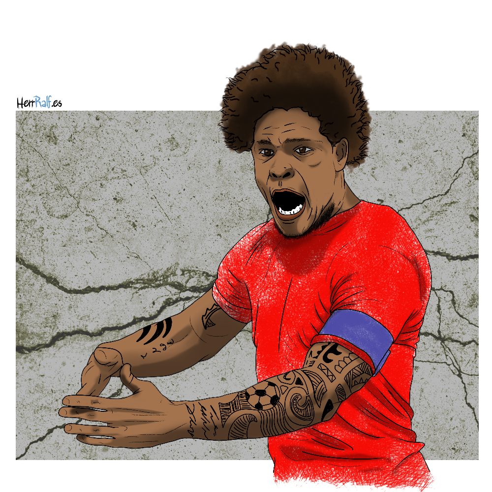 Román Torres. Panamá. Digital Illustration.
