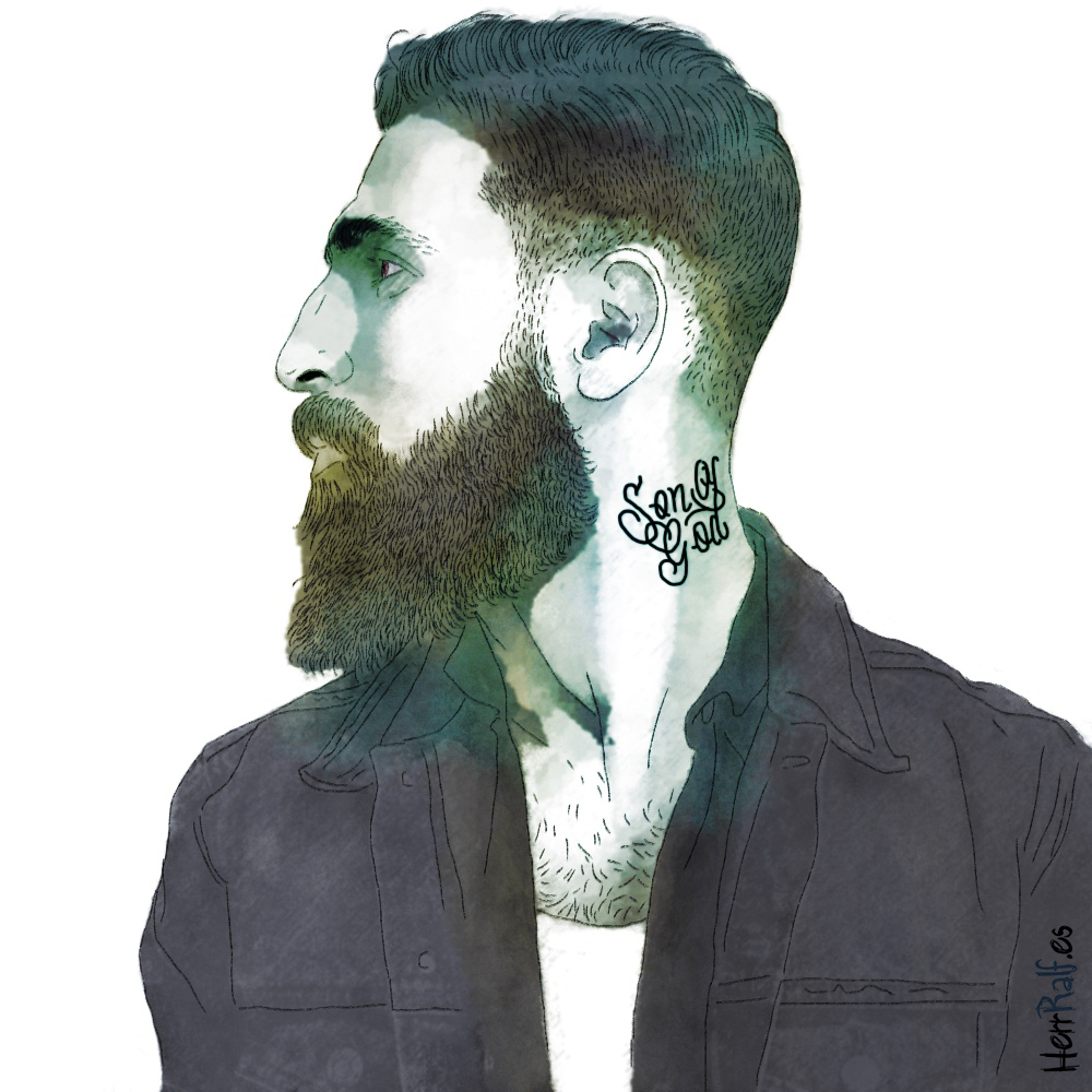 Jimmy Durmaz. Sweden. Digital Illustration.